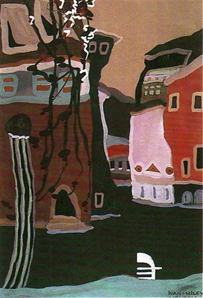 Venice, 1924 - Ivan Milev
