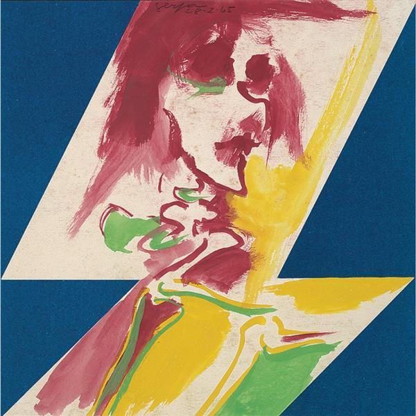 Figura, 1965 - Ivan Serpa