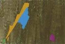 Bluegold - Jack Bush