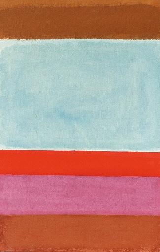 Mabel's Release #5, 1966 - Jack Bush