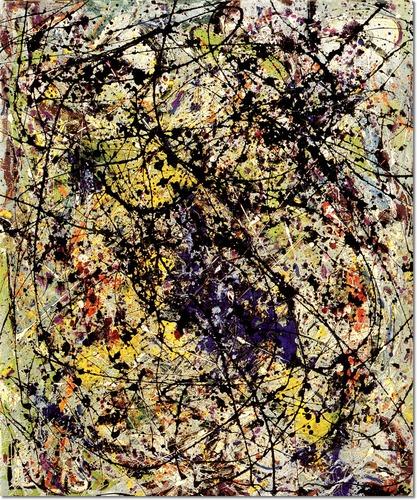 Reflection of the Big Dipper, 1947 - Jackson Pollock