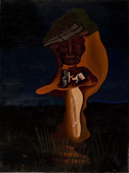 L'abreuvoir, 1934 - Jacques Hérold