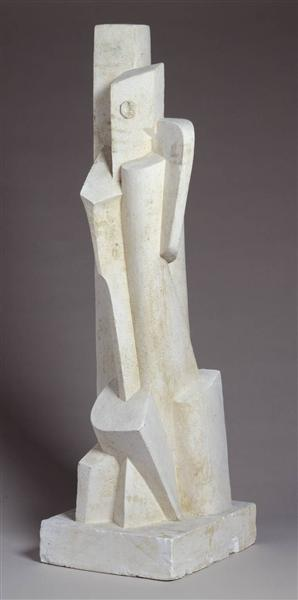 Sculpture, 1916 - Jacques Lipchitz