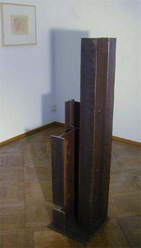 Stahlbau NP 24, 2000 - James Licini