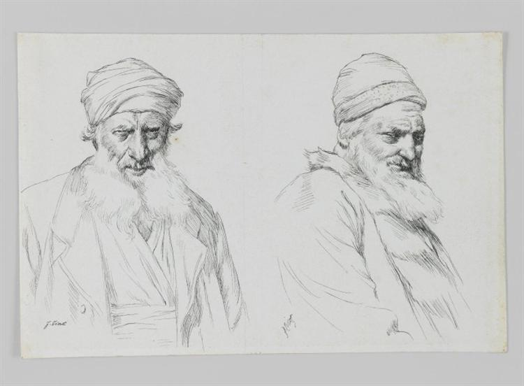 Type of Jew, 1886 - 1889 - James Tissot