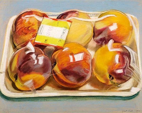 Peaches, 1971 - Janet Fish
