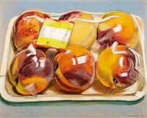Janet Fish Oranges