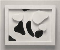 Constellation According to the Laws of Chance - Hans Arp