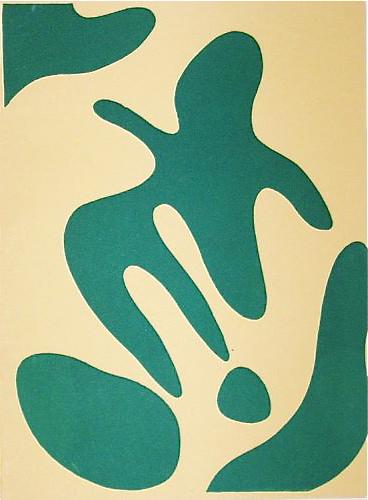 Constellations, 1938 - Jean Arp