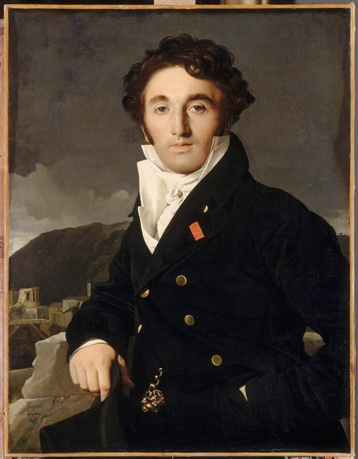 Portrait of Charles-Joseph-Laurent Cordier, 1811