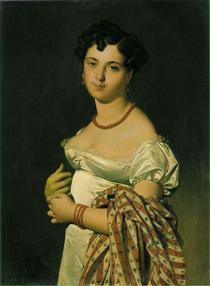 Mademoiselle Guimard C 1773 Jacques Louis David Wikiart Org