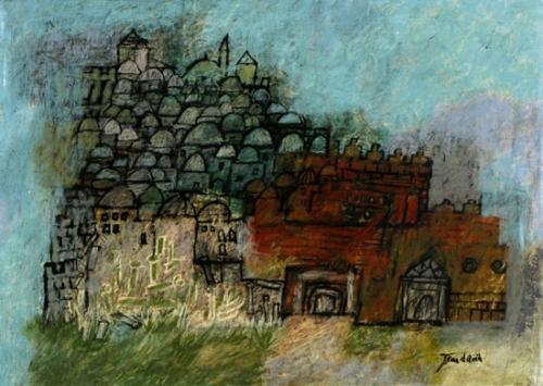 Jerusalem - Jean David