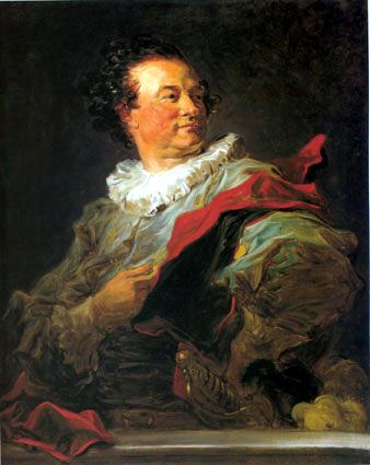 Portrait of François Henri d`Harcourt, c.1769 - Jean-Honore Fragonard
