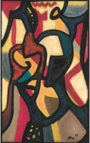 Agrigente, 1959 - Жан Мишель Атлан