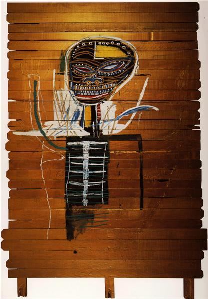 Gold Griot, 1984 - Jean-Michel Basquiat