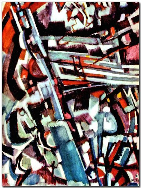 Sea Wind, 1949 - Jean Bazaine