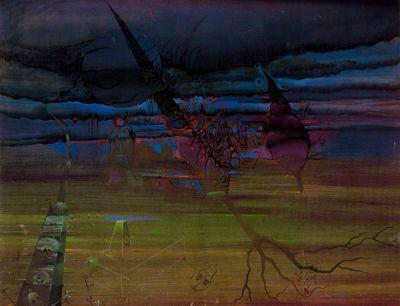 Untitled, 1983 - Joan Ponc