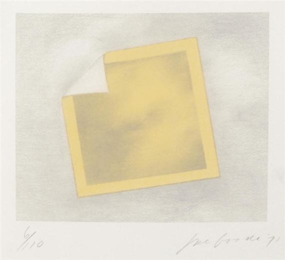 Untitled, 1971 - Джо Гуд