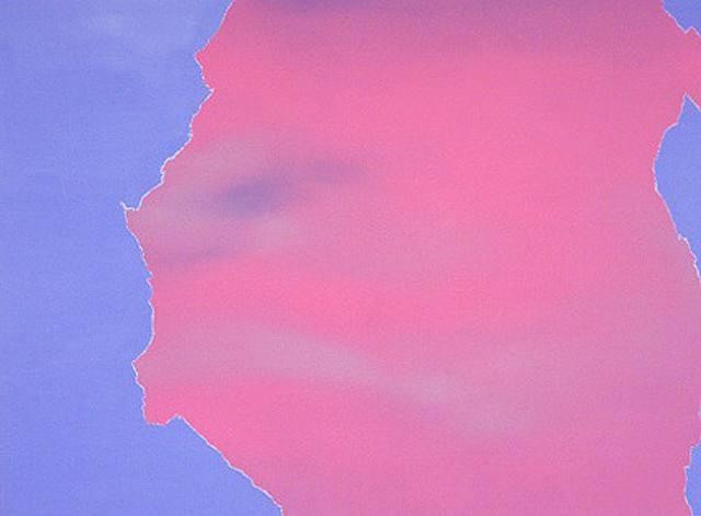 Untitled (Torn Sky), 1970 - Joe Goode