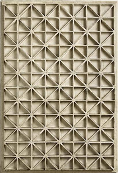 Diagonalen, 1967 - Johannes Jan Schoonhoven