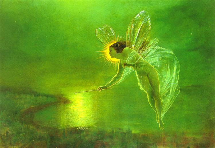 Spirit of the night, 1879 - John Atkinson Grimshaw