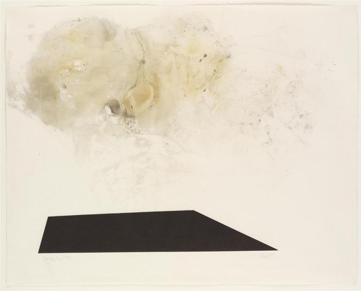 Dramatic Fire, 1989 - John Cage