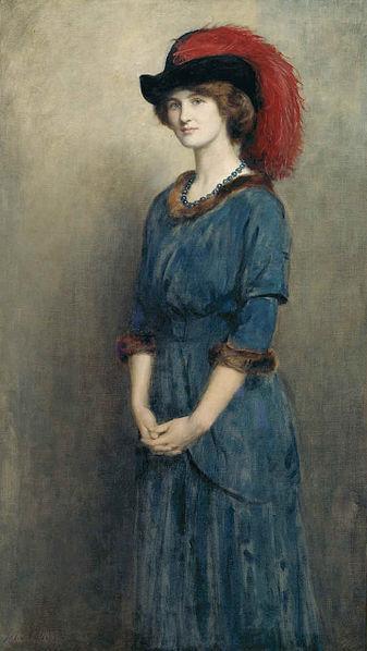 Angela McInnes, 1914 - John Collier