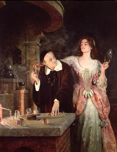 The Laboratory - John Collier