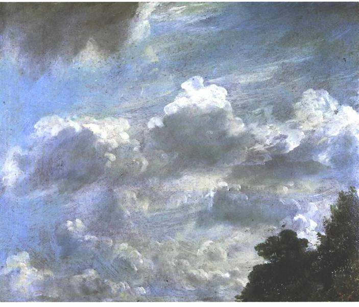 Cloud Study, 1821 - John Constable