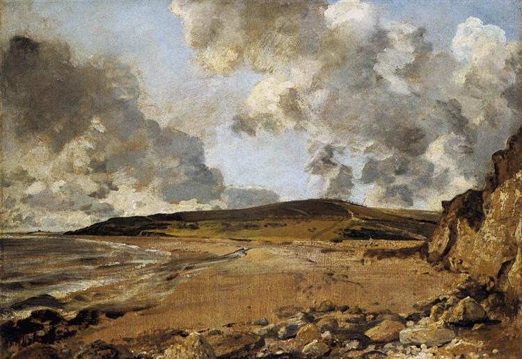 Weymouth Bay with Jordan Hill - John Constable