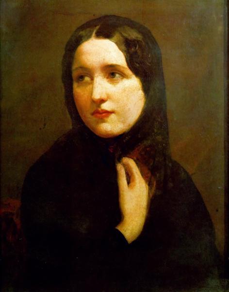 Mariana, 1851 - John Everett Millais