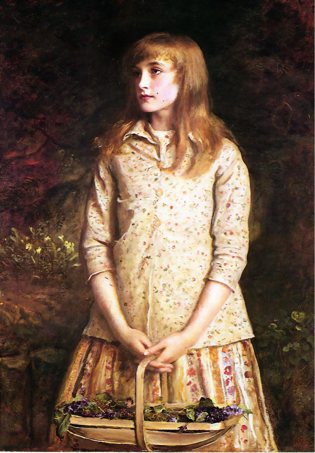 Arte e Estética - Página 5 Sweetest-eyes-that-were-ever-seen-1881