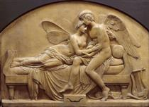 The Marriage of Psyche and Celestrial Love - Джон Гібсон