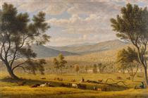 Patterdale farm - Джон Гловер