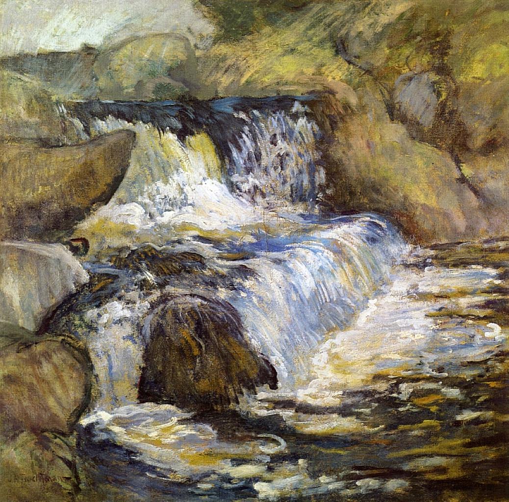 The Cascade, 1895-1900