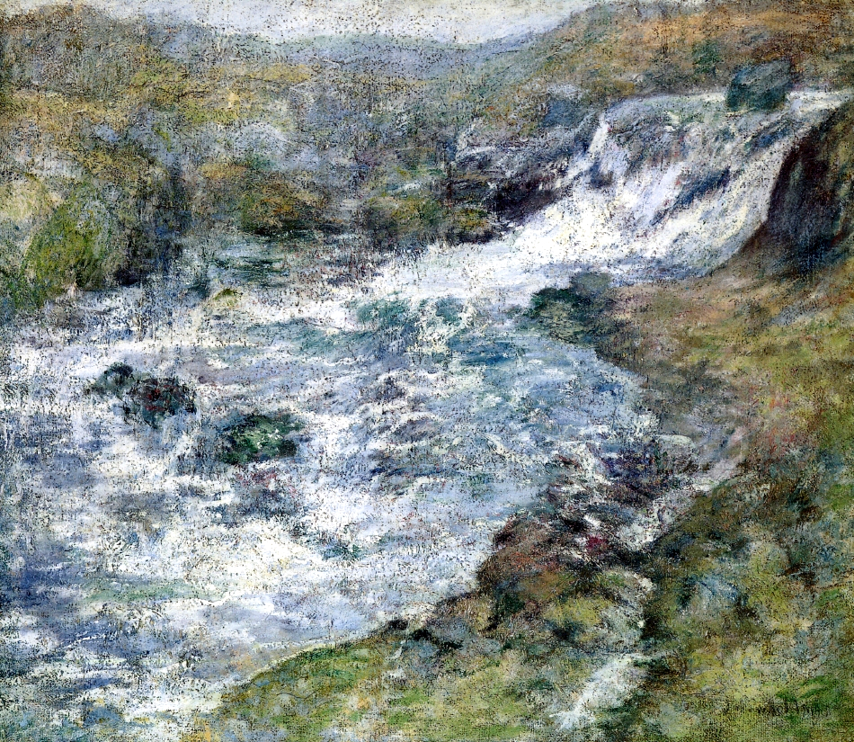The Torrent, 1900