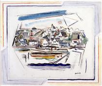 Stonington Maine - John Marin