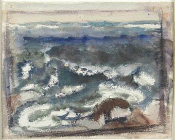 The Sea - John Marin