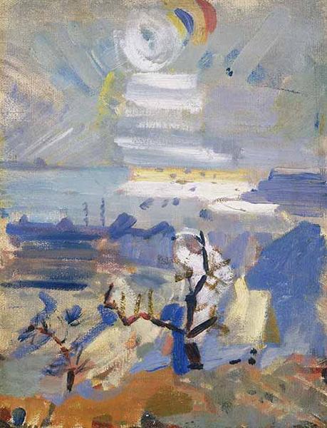 Weehawken Sequence, No. 30, 1916 - John Marin