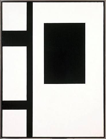 Untitled Composition, 1953 - John McLaughlin
