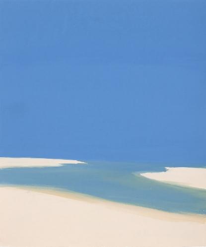 Estuary III - John Miller