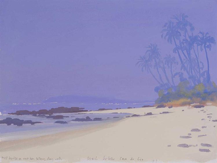 Goan Beach - John Miller