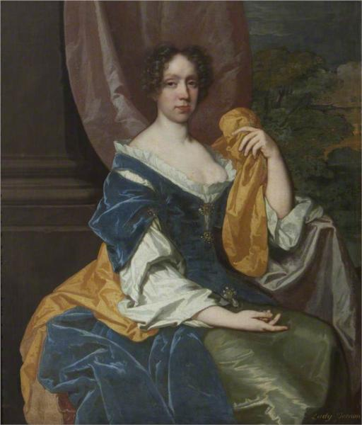Anne Weston, c.1660 - John Riley