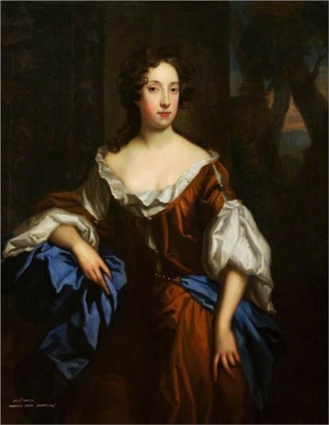 Elizabeth Mulso, 1685 - John Riley