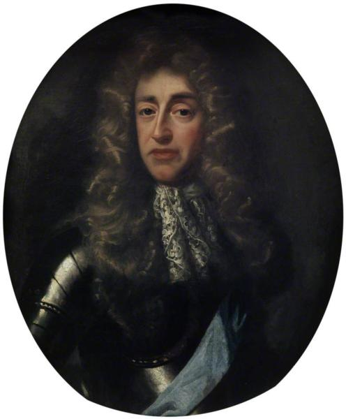 James, Duke of York, Later King James II - John Riley