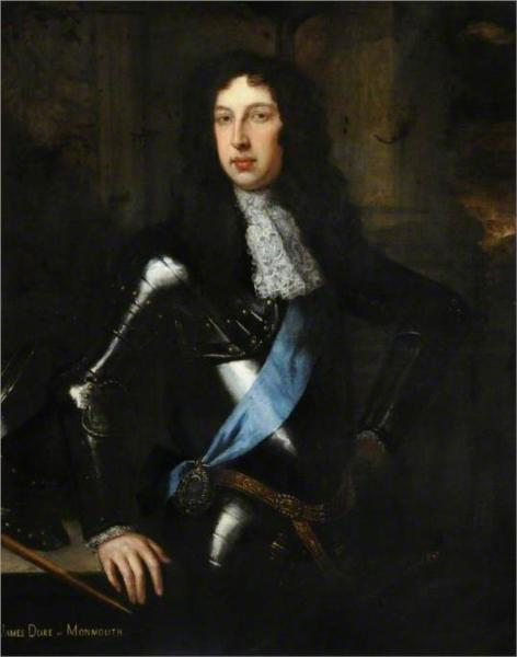James Scott - John Riley