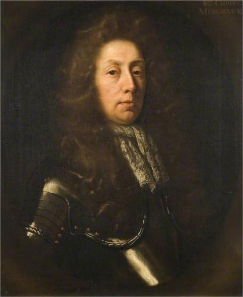 Sir Christopher Musgrave, 1691 - John Riley