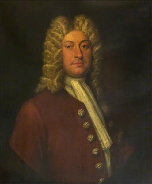 Sir Christopher Wren - John Riley