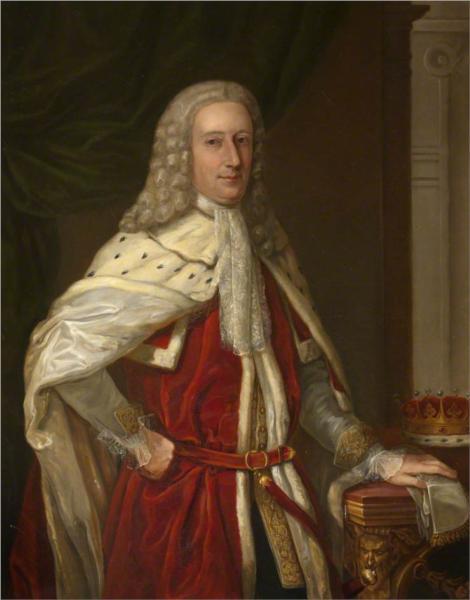 William, Lord Maxwell - John Riley