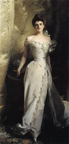 Mrs. Ralph Curtis - John Singer Sargent